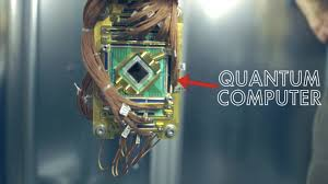 Quantum Computers: Technology from the future.