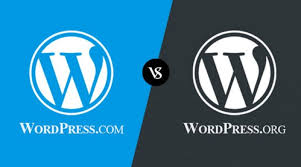 WordPress.com v/s WordPress.org : The difference.